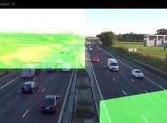 无需复杂深度学习算法,基于计算机视觉使用Python和OpenCV计算道路交通