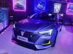 10.98万元起,L2.5级自动驾驶:荣威i6 MAX正式发布