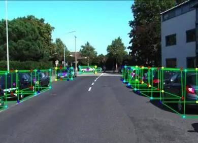 首个实时单目3D目标检测算法:RTM3D,代码将开源