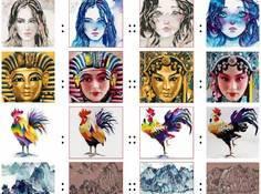 AI 创造艺术风格化:从图片到视频
