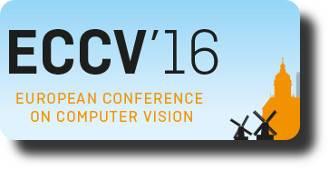 ECCV 2016 最佳论文新鲜出炉