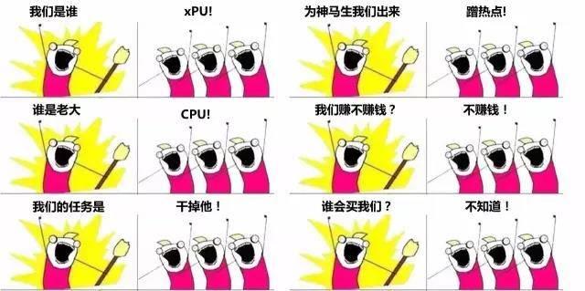 AI处理器 ×PU 一次全看清!