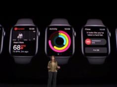 Apple Watch 5点亮苹果秋季发布会,五年三大步,细数苹果的医疗健康野心