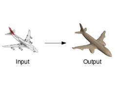 伯克利提出分层表面预测:可根据单张彩色图重建高质量3D形状