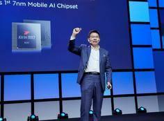 华为麒麟980:双核NPU,全球首款7nm手机芯片正式发布