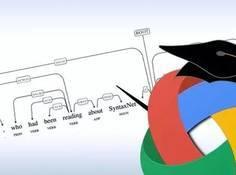 谷歌开源最精确自然语言解析器SyntaxNet