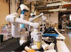 始于2013年投了一堆项目,终成就 Google 大楼里的垃圾分类机器人