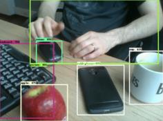 如何使用Docker、TensorFlow目标检测API和OpenCV实现实时目标检测和视频处理