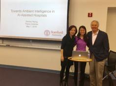 李飞飞等人论文登上Nature合作期刊:人工智能为ICU病人带来福音
