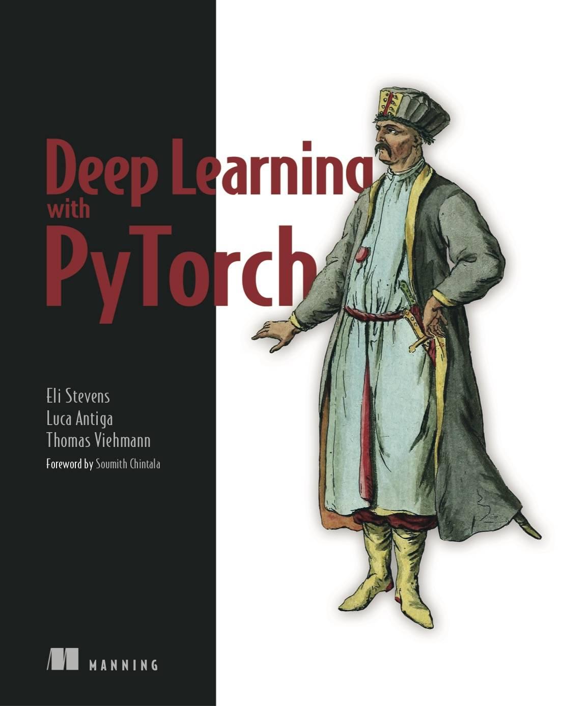 PyTorch官方教程书限时免费!500页内容带你上手最流行框架
