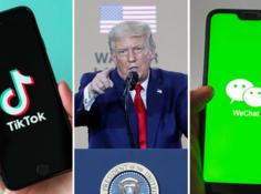 突发!美商务部宣布封禁微信、TikTok:周日零点开始全美下架,禁止交易支付