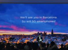 华为重磅发布5G核心芯片天罡,全球首款5G折叠屏手机2月面世