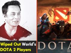 资深玩家怼马斯克:获胜Bot仅掌握了Dota 2 的皮毛