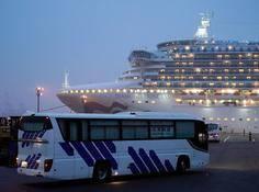 日本研究所发表邮轮新冠病例分析报告:「钻石公主」号1个月确诊621人死亡2人