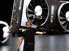 6倍性能,黄仁勋终于带来了全新GeForce RTX显卡