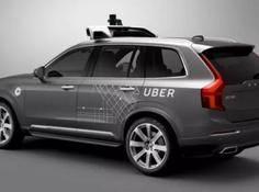 本月底在Uber上能叫到自动驾驶汽车了
