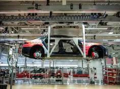 特斯拉「机密」二层,这里诞生了世界上垂直一体化程度最高的汽车