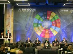 联合国召开首次人工智能峰会:让AI助力17个可持续发展目标