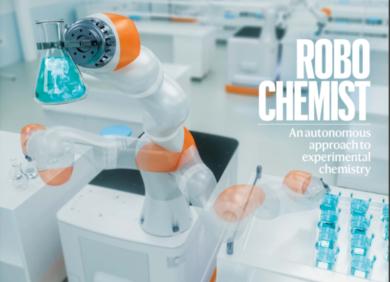 工作007,8天完成688次实验,独立发现催化剂:机器人研究员登上Nature封面