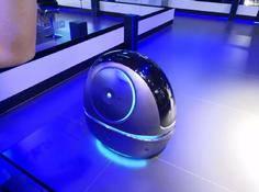 阿里达摩院曝光两款商用服务机器人, AI Labs 真的要开始「转型」?