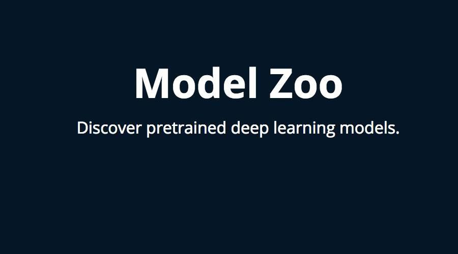 不同的领域、框架,这是一份超全的深度学习模型GitHub集合
