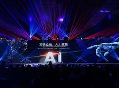 除了AI赋能,讯飞年度发布会还上演了一场「意念控制家居」秀