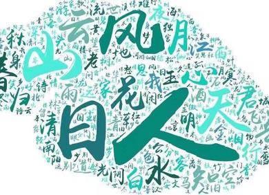 用文本挖掘分析了5万首《全唐诗》,竟然发现这些秘密