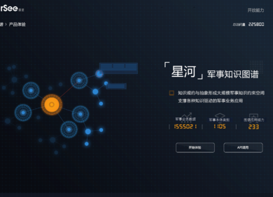 """摄星智能发布首个防务领域知识图谱""""星河"""",构建自主可控智能防务新业态"""