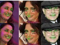 FSRNet:端到端深度可训练人脸超分辨网络