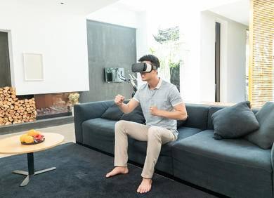 计算机图形学:虚拟和现实世界的融合