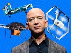 里程碑!亚马逊无人机送货获FAA批准,揭秘七年跋涉背后的冲突与无奈