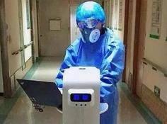 不戴口罩的逆行者,这届机器人在抗疫中表现如何?