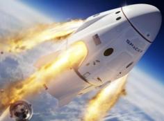 """昨夜马斯克""""自炸""""3.4亿元火箭:成功测试飞船逃生能力"""
