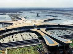 探访大兴机场,AI、5G赋能新世界七大奇迹