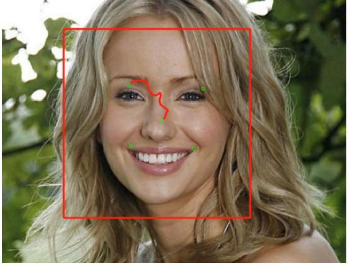级联 MobileNet-V2 实现人脸关键点检测(附训练源码)
