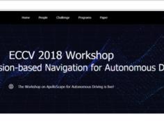 自动驾驶视觉「三大挑战」来袭,ECCV 2018 ApolloScape 挑战赛开放报名