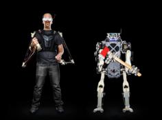 像操纵机甲一样控制机器人:MIT「铁甲钢拳」Hermes