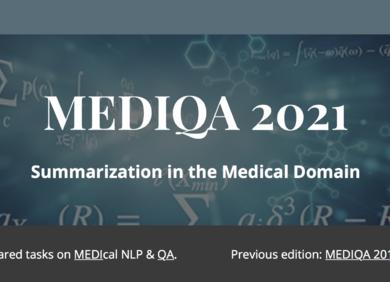 百度获MEDIQA 2021医学放射报告摘要国际评测冠军 9项测试指标均排名第一