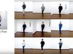 你跳宅舞的样子很专业:不,这都是AI合成的结果