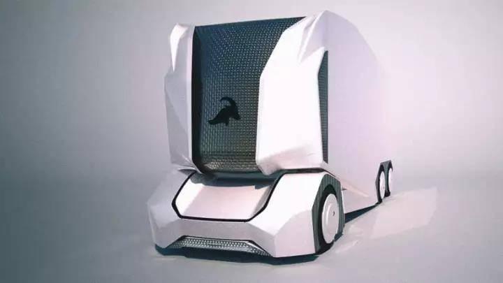 图森未来获得C轮5500万美元融资的背后,是其他自动驾驶卡车的「各显其能」