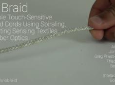 捏一捏就能切换音乐,这根编织绳能打造「真·线控」耳机吗?