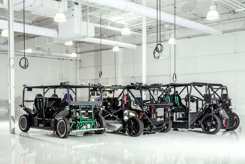 美国最神秘的自动驾驶项目ZOOX:投资 1 亿美元才能一窥究竟