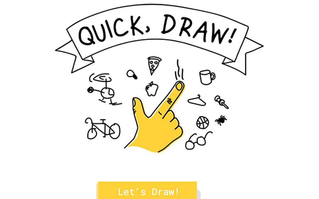 谷歌发布Quick Draw涂鸦数据集:5000万张矢量图,345个类别