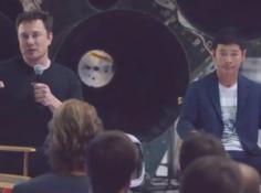 包机送票飞月球!日本任性亿万富翁成SpaceX首位付费乘客