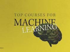 选机器学习课程怕踩雷?有人帮你选出了top 5优质课