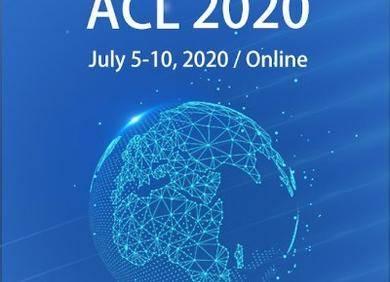 ACL 2020:微软摘得最佳论文,Bengio论文获时间检验奖,大陆论文量第二