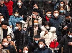 武汉疑似病例今日翻倍,报告称新型病毒传播速度已超SARS,更难控制