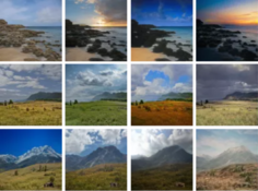 CVPR 2020丨基于范例的精细可控图像翻译CoCosNet,一键生成你心目中的图像