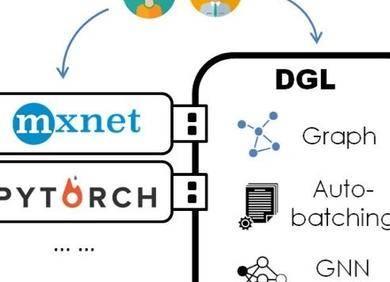 手把手教你用DGL框架进行批量图分类