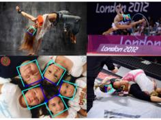 CPU 实时人脸检测,各种朝向都逃不过